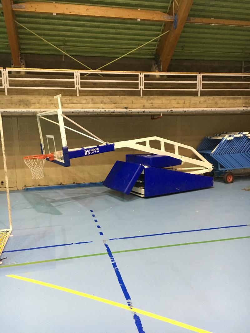 Parkering av kurver i Tromsøhallen